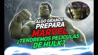 ¿por fin derechos individuales de hulk regresaron a marvel? ¿planet hulk?