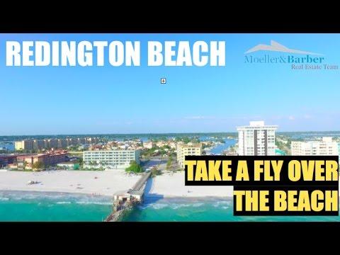 Redington Beach - Fly Over The Beach With Us