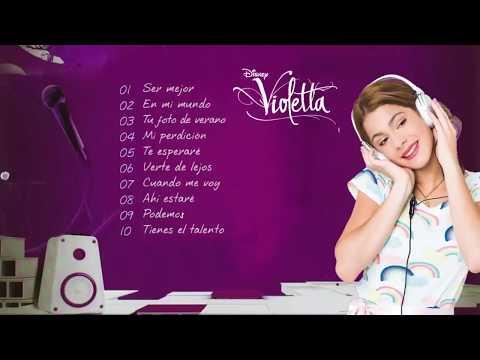 Violetta - Cantar Es Lo Que Soy (CD (Audio Only))