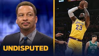 Download Chris Broussard makes a case why the Lakers will have 54 wins next season | NBA | UNDISPUTED Mp3 and Videos