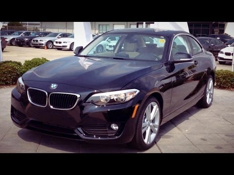 2014 BMW 228i Coupe Full REVIEW Start Up Exhaust  YouTube