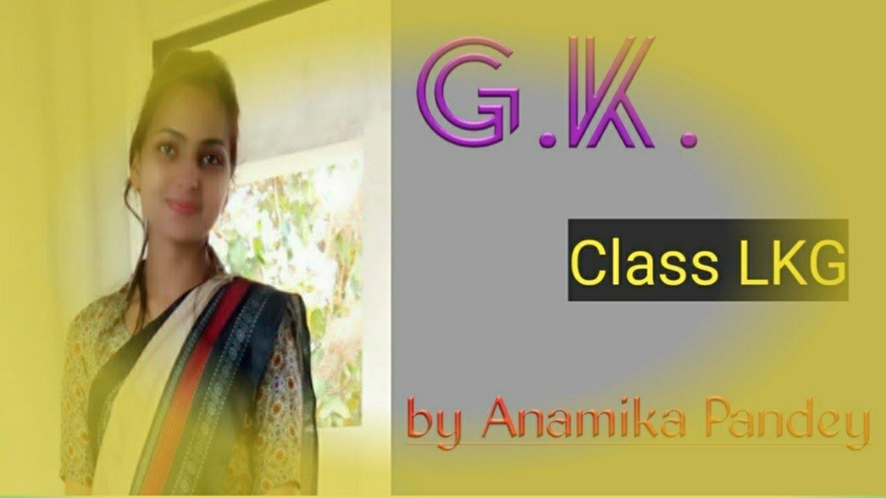 Animals Class Lkg Gk