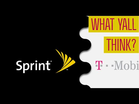 Sprint\T-Mobile Merger | Will Your Sprint Phone Work??