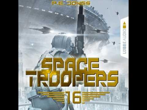 Ruhm und Ehre (Space Troopers 16) YouTube Hörbuch Trailer auf Deutsch