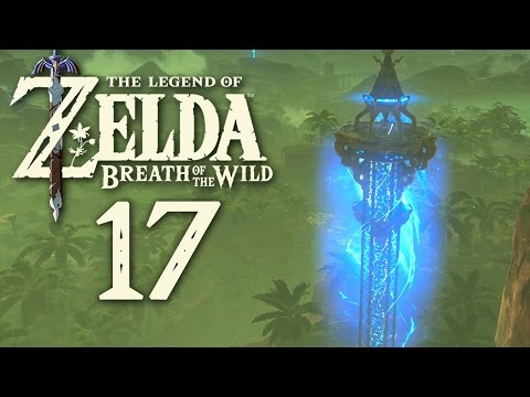 THE LEGEND OF ZELDA: BREATH OF THE WILD # 17 ★ Dschungel-Bummel! [HD60]