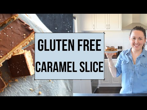 Gluten free Caramel Slice (YOU WON'T WANT TO SHARE)