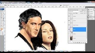 Работа на планшете в Photoshop(ВИДЕО С САЙТА - http://expert-polygraphy.com/rabota-na-planshete-v-photoshop-video-urok ..., 2014-04-25T08:47:43.000Z)