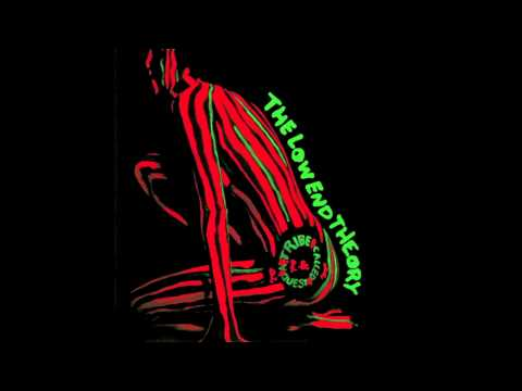 Vibes And Stuff - A Tribe Called Quest [The Low End Theory] (1991)