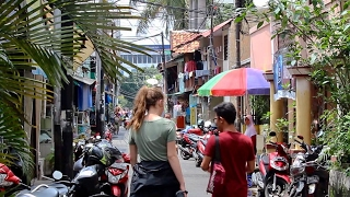 HELLO INDONESIA! Day 1 in Jakarta VLOG 2/13/17