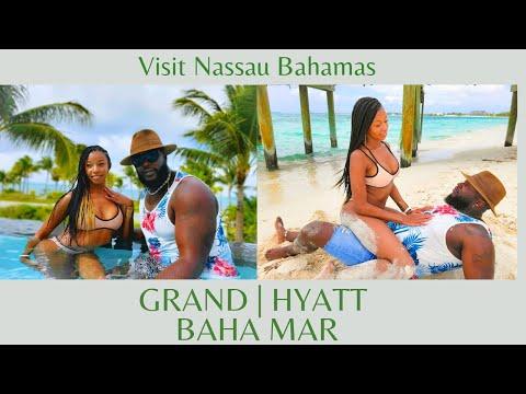 Hyatt Baha Mar | Nassau Bahamas | Travel to the Bahamas | SLS Hotel | Couples Trip