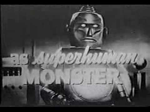Monster and the Ape - Serial Trailer