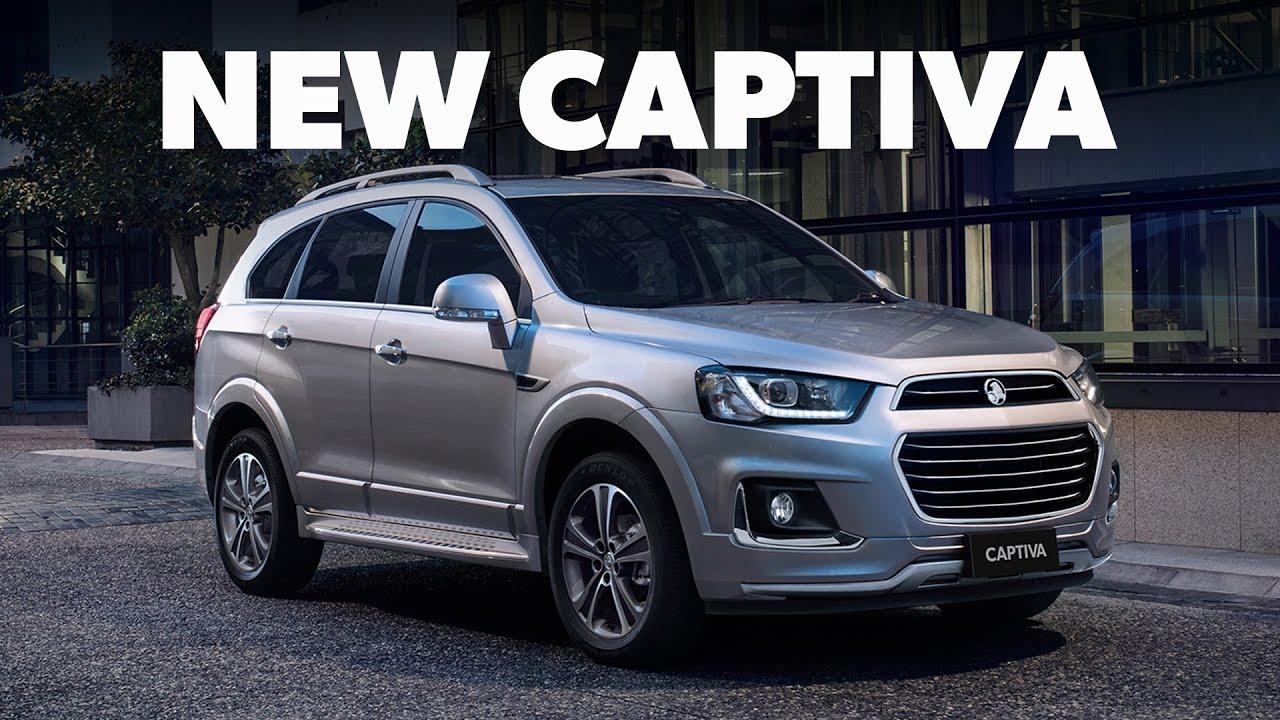 holden new car releaseNew Holden Captiva Features  Official Brisbane Holden Village