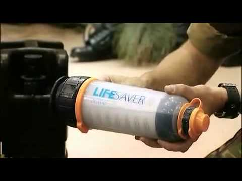 water purification military use