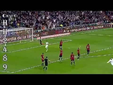 Real Madrid vs Osasuna 4-0 2014 ~ Real Madrid 4:0 Osasuna → RESUMEN GOLES ← 26-04-2014