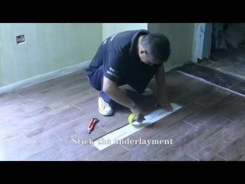 How to replace a damaged floor panel?  .rmvb