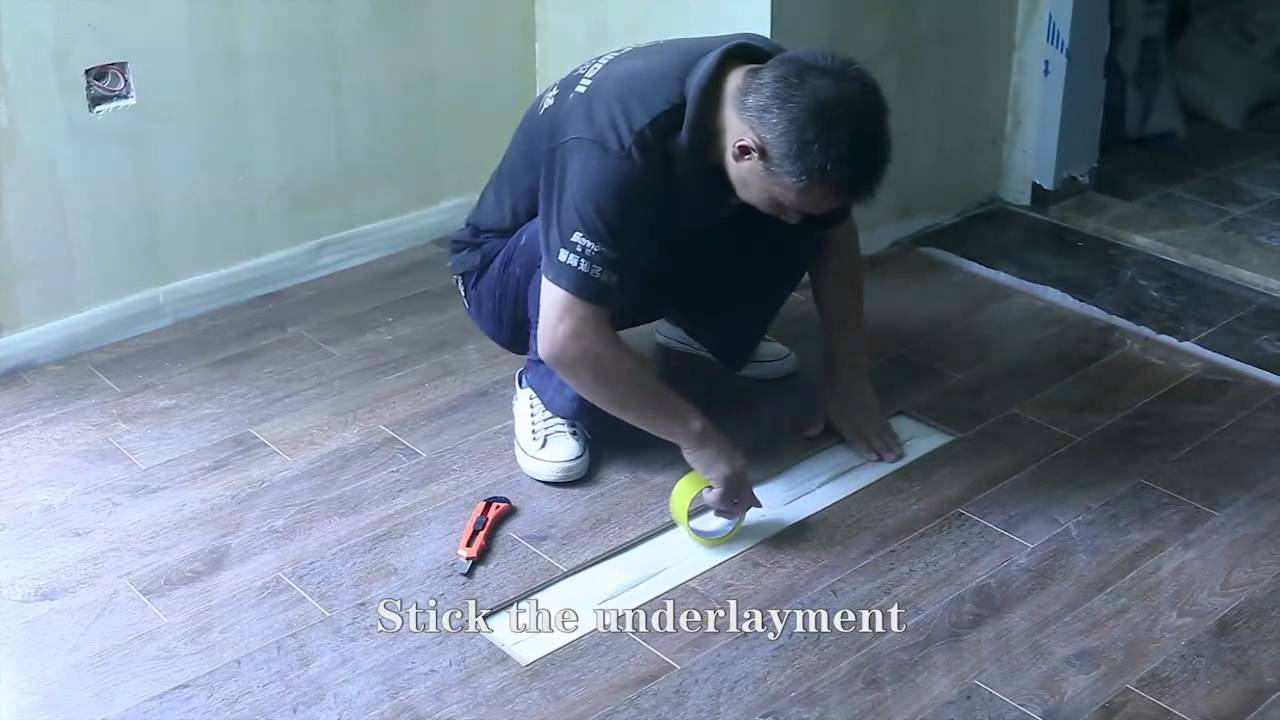 How to replace a damaged floor panel rmvb youtube dailygadgetfo Gallery