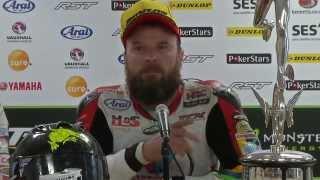 RST Isle of Man TT Superbike Race 2015 - Press Conference