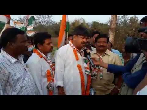 Panchayat Express with Nayagarh District Congress President