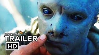 COLD SKIN Official Trailer #2 (2018) Sci-Fi Movie HD