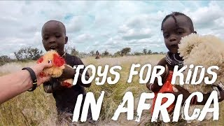 Toys For Kids In Africa