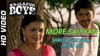 More Saiyyan Official Video HD | Badlapur Boys | Shreya Ghoshal & Javed Ali | Nisshan Nanaiah