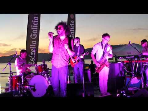 Destroyer live @ Auditorio Mar De Vigo, Festival Sin Sal 18-07-2012, Full Concert