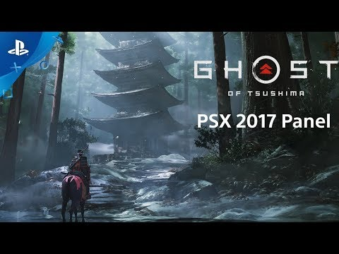 Ghost of Tsushima – PSX 2017 Panel | PS4