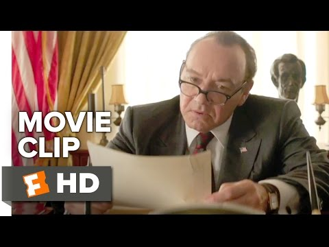 Elvis & Nixon Movie CLIP - Open Hour (2016) - Kevin Spacey, Colin Hanks Movie HD