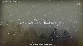 💕Enthan thedal unnai serum💕 Whatshapp status💕 Tamil albumsongs💕