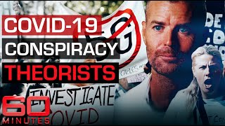 Inside COVID-19 conspiracy theories: from 5G towers to Bill Gates | 60 Minutes Australia