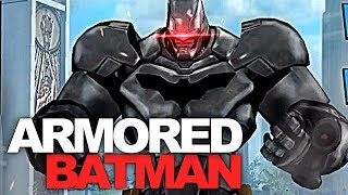 DC: UNCHAINED - Armored Batman