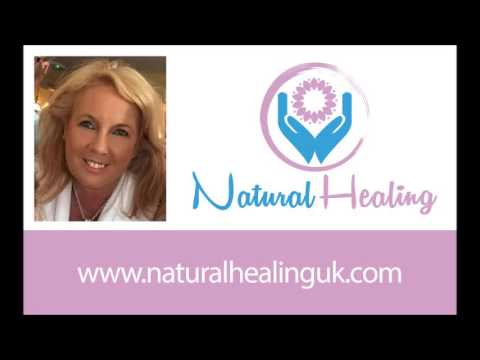 Natural Healing Session 1 with Lucy Hogg