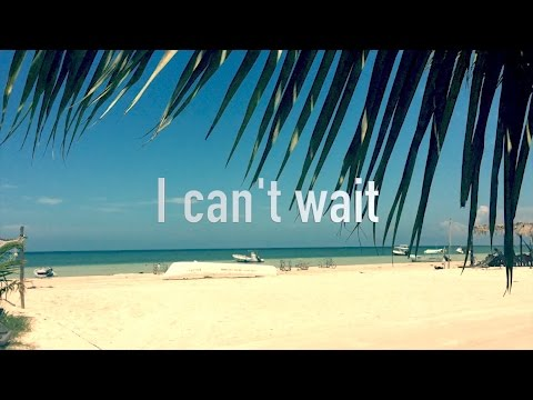 Split Mirrors - I Can't Wait For You (Official Lyric Video)