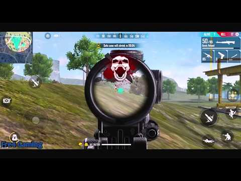 Best Free Fire Player Solo vs Squad 19 Kills - Garena Free Fire- Fre4 Gaming