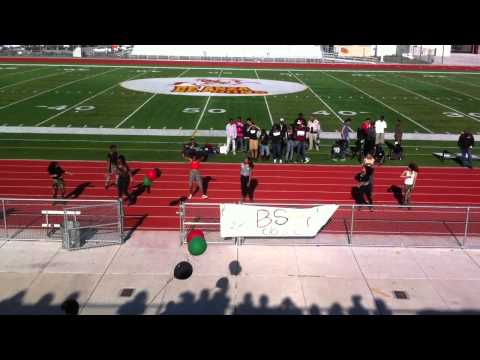 De Anza Senior High School : Black History Month Rally 2012