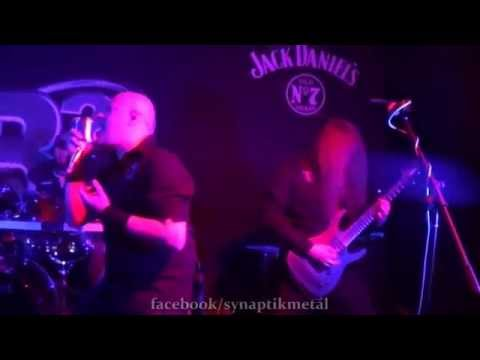 Synaptik 'Truths That Wake'  Live 31 1 2014 B2 melodic Metal