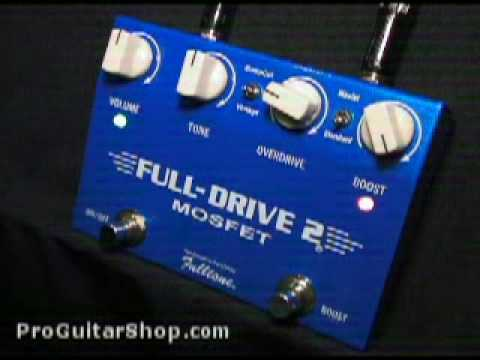Fulldrive 2 MOSFET  - Part 1 Les Paul