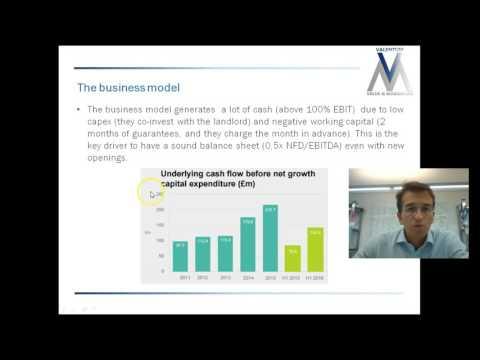 VALENTUM - Regus Investment Case