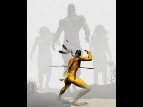 Northern Indiana's Ancient Nephilim Giants.  The Evidence.