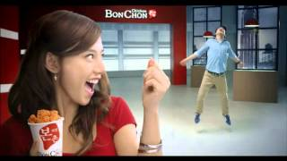 BonChon TVC Choregraphed by Mike Song