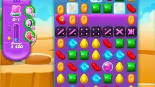 Candy Crush Soda Saga Level 398 HARD NO BOOSTERS
