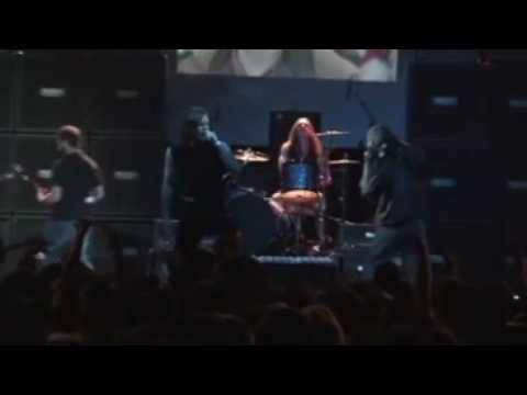 AUSTRIAN DEATH MACHINE Jingle All the way LIVE TEMPE AZ 12.29.08 2 cam video