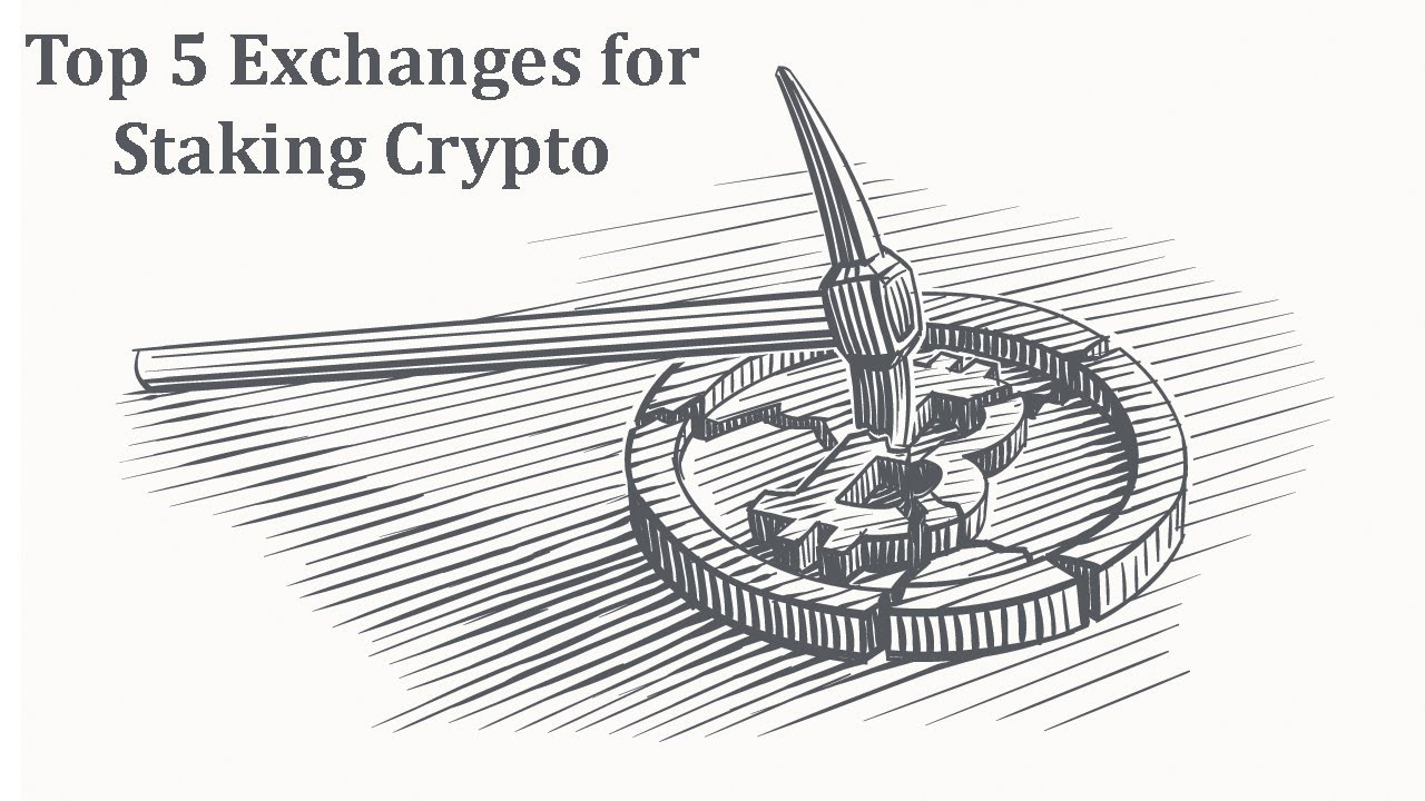 Top 5 Best Crypto Exchanges for Staking 2021 – Passive Income! 🚀🚀🚀