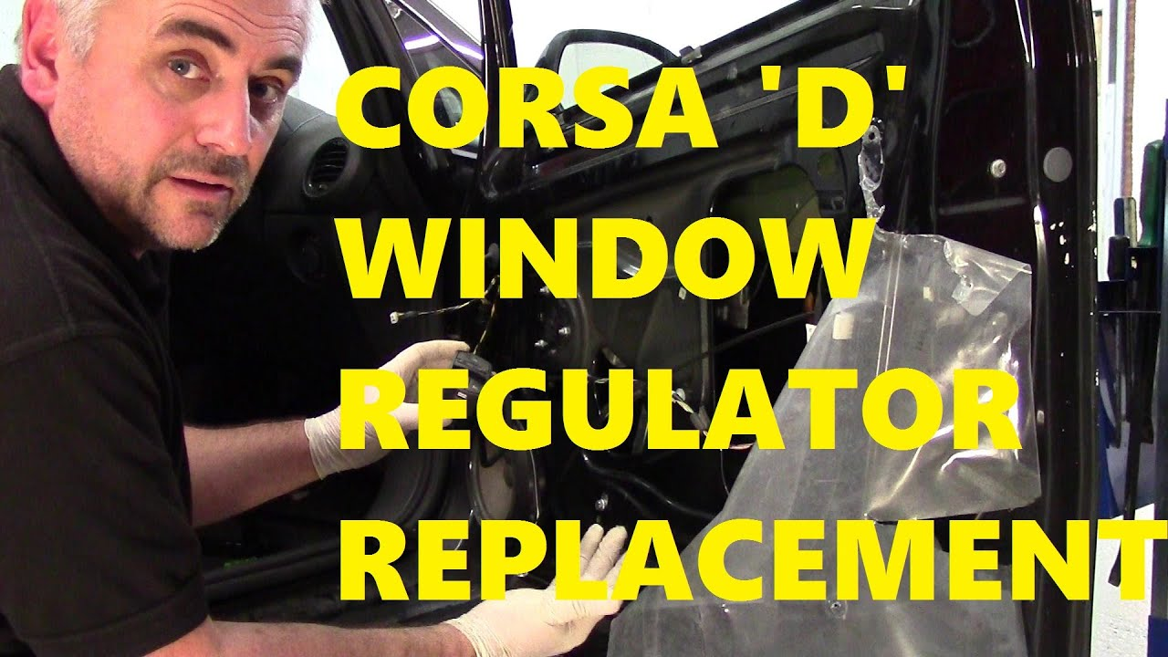 Vauxhall Corsa D Window Regulator Replacement Opel Youtube Bakkie Wiring Diagram