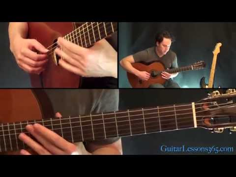 Developing Fingerstyle Guitar Independence - Part Two
