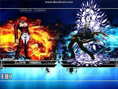 [KOF TM] Clone Yagami VS Zodiac