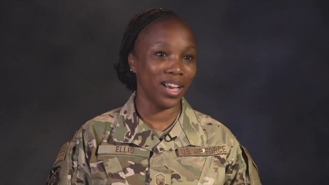 The United States Air Force has initiated a service-wide Dialogue on Race and #SMC is continuing that conversation by highlighting the personal stories of our #spaceprofessionals.  Check out MSgt Rachina Ellis's experience with #racism below and be on the lookout for more highlights weekly! #SpaceStartsHere
