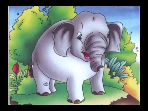 Gấu con trồng dưa, chuyện cái mũi của voi và chuyện sói đến rồi