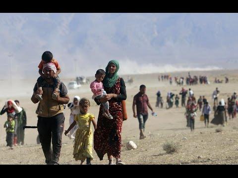 IRAQI CHRISTIAN EXODUS NINEVEH PLAINS