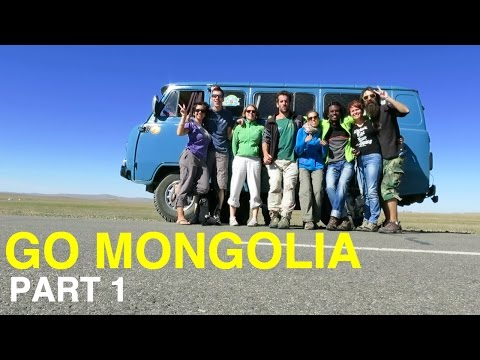 Go Mongolia Part 1: From Skyscrapers to Gers | Ulan Bator |